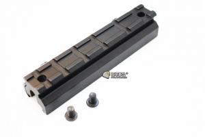 【翔準軍品AOG】凸字型增高鏡橋 內紅點 海螺 槍燈 狙擊鏡 M4 AK G36 周邊配件 金屬 B05032