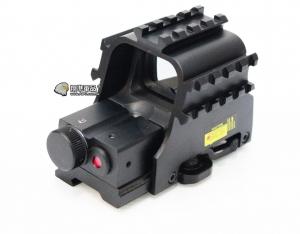 【翔準軍品AOG】553KR 魚骨版 紅外線 內綠點 瓦斯槍 電動槍 EBB GBB B02019AA