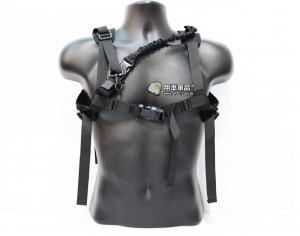 【翔準軍品AOG】黑色 單點 雙點 大背槍 胸掛槍背帶 瓦斯槍 電動槍 SL-39 G2108-2SA