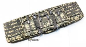 【翔準軍品AOG】*無法超取*120公分 ACU 雙槍包 機槍帶 狙擊槍 瓦斯槍 電動槍 槍箱 周邊配件 P0507ZIQ