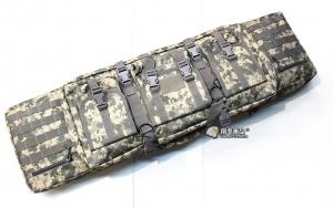 【翔準軍品AOG】*無法超取*107公分 ACU 雙槍包 機槍帶 AK M4 瓦斯槍 電動槍 槍箱 周邊配件 P0507ZL