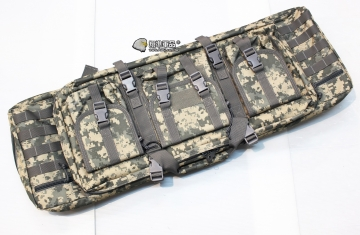 【翔準軍品AOG】92公分 ACU 雙槍包 機槍帶 M4 G36 瓦斯槍 電動槍 槍箱 周邊配件 P0507ZD