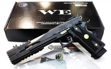 【翔準軍品AOG】WE 7吋龍 黑色 B款 瓦斯槍 HI CAPA 競技版 精裝版 D-02-40
