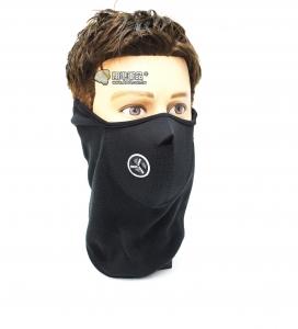 【翔準軍品AOG】黑 忍者 下面罩 保暖 偽裝 透氣 登山 戶外 騎車 E0405-1