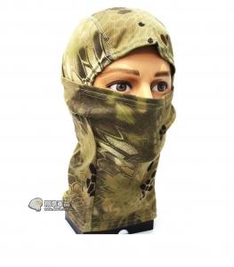 【翔準軍品AOG】沙蟒 面罩 頭套 忍者 遮陽 偽裝 騎車 透氣  登山 E0416-3