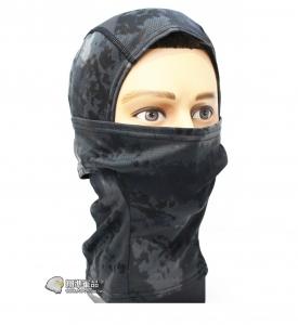 【翔準軍品AOG】黑色 新忍者 面罩 頭套 忍者 遮陽 偽裝 騎車 透氣  登山 E0416-8