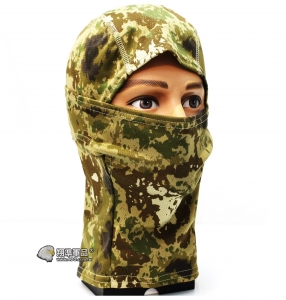 【翔準軍品AOG】沙色 新忍者 面罩 頭套 忍者 遮陽 偽裝 騎車 透氣 登山 E0416-8