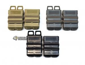 【翔準軍品AOG】M4系 硬殼彈袋 彈匣套 快拔 快扣 快拆 模組 腰掛 腰 灰色 沙色 黑色 生存遊戲 P1113