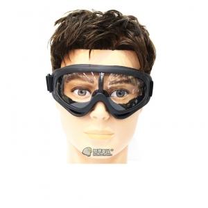 【翔準軍品AOG】透色 護目鏡 眼罩 基本配備 生存遊戲 休閒 運動 E03006-2