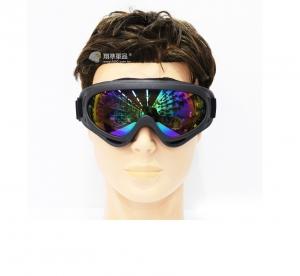 【翔準軍品AOG】彩色 護目鏡 眼罩 基本配備 生存遊戲 休閒 運動 E03006-4