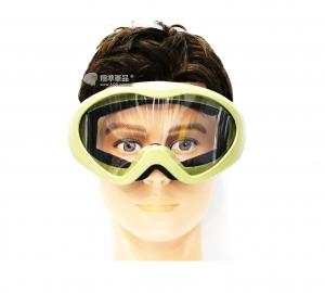 【翔準軍品AOG】沙色 透明鏡片 護目鏡 眼罩 基本配備 生存遊戲 休閒 運動 E03002-2