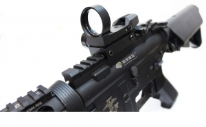 【翔準軍品AOG】外調無段L型 內紅綠 光學瞄具 AK M4 G36 周邊配件 B02050