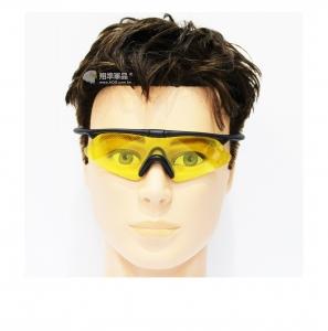 【翔準軍品AOG】黃色 護目鏡 射擊眼鏡 基本配備 生存遊戲 戶外 休閒 生活 E03001-4
