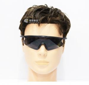 【翔準軍品AOG】黑色 護目鏡 射擊眼鏡 基本配備 生存遊戲 戶外 休閒 生活 E03001-1