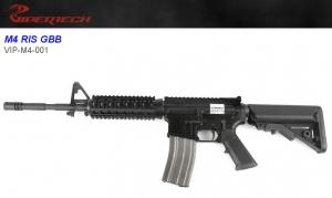 【翔準軍品 AOG】 *無法超取*VIPER 毒蛇 M4 RIS 魚骨 14.5槍管  GBB  鋼製