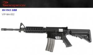 【翔準軍品 AOG】*無法超取* VIPER 毒蛇 M4A1 RAS 魚骨 14.5槍管 GBB  鋼製