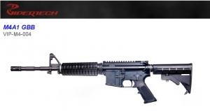 【翔準軍品 AOG】 *無法超取* VIPER 毒蛇 M4A1 頂級 塑膠護木14.5槍管  GBB  鋼製