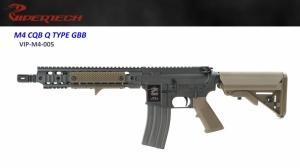 【翔準軍品 AOG】 *無法超取*VIPER 毒蛇 M4 CQB Q版 11.5 槍管 GBB  鋼製
