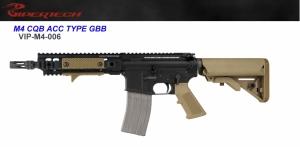 【翔準軍品 AOG】 *無法超取*VIPER 毒蛇 M4 CQB AA-C版 9.5 槍管 GBB  鋼製