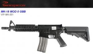 【翔準軍品 AOG】 *無法超取*VIPER 毒蛇 MK18 MOD 0 10.5槍管 GBB  鋼製