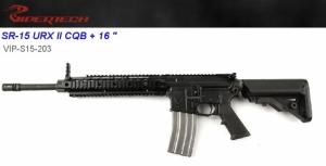 【翔準軍品 AOG】 *無法超取*VIPER 毒蛇 SRV-15 UR-X II CQB 16槍管 GBB 鋼製 頂級
