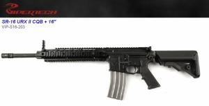 【翔準軍品 AOG】 *無法超取*VIPER 毒蛇 SRV-16 UR-X II CQB 16槍管 GBB 鋼製 頂級