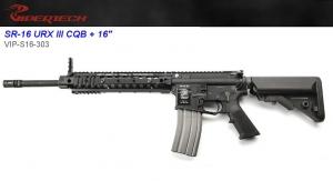 【翔準軍品 AOG】 *無法超取*VIPER 毒蛇 SRV-16 UR-X III CQB 16槍管 GBB 鋼製 頂級
