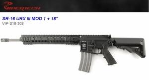 【翔準軍品 AOG】 *無法超取*VIPER 毒蛇 SRV-16 UR-X III MOD 1 18槍管 GBB 鋼製 頂級