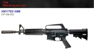 【翔準軍品 AOG】 *無法超取*VIPER 毒蛇 XM 177 E2 11.5槍管 GBB 鋼製 頂級