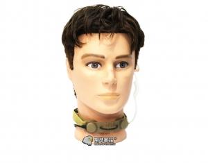 【翔準軍品AOG】Z TAC 沙色 喉式麥克風  無線電 麥克風 頭盔 生存遊戲 E0140BE