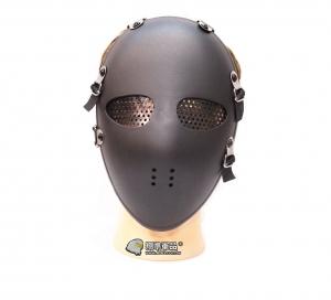 【翔準軍品AOG】隱形者面罩 涼山 黑色 護具 安全 基本配備 生存遊戲 特勤隊 E0204-1
