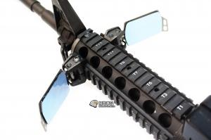 【翔準軍品AOG】槍枝 轉角鏡 轉角遇到敵人 探索 冒險 驚喜 鏡子 生存遊戲 M4 AK G36 B02020BG