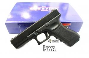 【翔準軍品AOG】KWA KSC G17 手槍 瓦斯槍 GBB 副武器 生存遊戲 後座力 無彈後定 D-07-6
