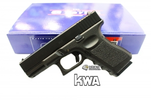 【翔準軍品AOG】KWA KSC G19 手槍 瓦斯槍 GBB 副武器 生存遊戲 後座力 無彈後定 D-07-9-1