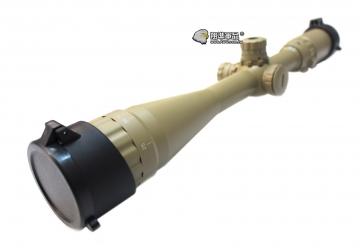 【翔準軍品AOG】*無法超取* S&A 沙色 4-16X40  高級組 狙擊鏡 狙擊槍 手拉空氣  SNA01AH