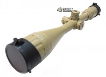 【翔準軍品AOG】*無法超取* S&A 沙色 4-16X50  高級組 狙擊鏡 狙擊槍 手拉空氣  SNA01AI