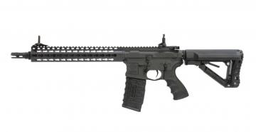 【翔準軍品AOG】 *無法超取*G&G 怪怪 黑/沙 CM16 SRXL 16P-SRXL 半金屬  電動槍  免運費