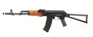 【翔準軍品AOG】*無法超取*G&G怪怪 GK74 鋼製 電動槍 AEG 免運費 生存 遊戲 AK