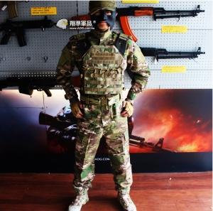 【翔準軍品AOG】CP 多地形全套 套服 頭盔 手套 S腰帶 戰術背心 戰鬥靴 新手 特價 全配 美軍