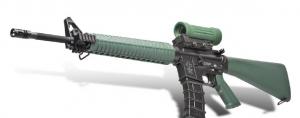 【翔準軍品AOG】*無法超取*G&G怪怪 GC7A1 金屬 電動槍 AEG 免運費 M16 生存