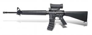 【翔準軍品AOG】*無法超取*G&G怪怪 GC7A1_BLK 金屬 電動槍 AEG 免運費  M16