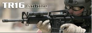 【翔準軍品AOG】*無法超取*G&G怪怪 TR16 Carbine 金屬 電動槍 AEG 免運費 M4