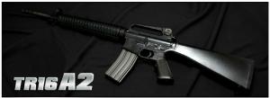 【翔準軍品AOG】*無法超取*G&G怪怪 TR16 A2 金屬 電動槍 AEG 免運費 M16