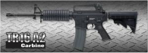 【翔準軍品AOG】*無法超取*G&G怪怪 TR16 A2 Carbine 金屬 電動槍 AEG 免運費