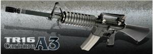 【翔準軍品AOG】*無法超取*G&G怪怪 TR16 A3 Carbine 金屬 電動槍 AEG 免運費 M16