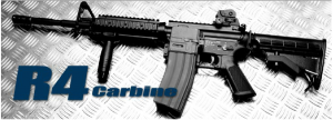 【翔準軍品AOG】*無法超取*G&G怪怪 TR16 R4 Carbine 金屬 電動槍 AEG 免運費