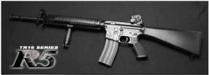 【翔準軍品AOG】*無法超取*G&G怪怪 TR16 R5  電動槍 AEG 金屬 免運費 美軍