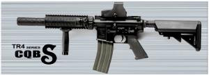 【翔準軍品AOG】*無法超取*G&G怪怪 TR4 CQB S 電動槍 M4 AEG 金屬 免運費
