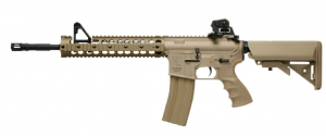 【翔準軍品AOG】*無法超取*G&G怪怪 TR15 Raider XL DST 電動槍 M4  金屬 免運費