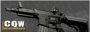 【翔準軍品AOG】*無法超取*G&G怪怪 TR16 C.Q.W. 電動槍 AEG 金屬 免運費 CQB